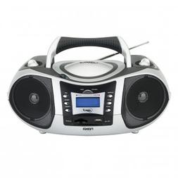 Naxa Naxa Npb-250 Portable Mp3/cd Player With Text Display,
