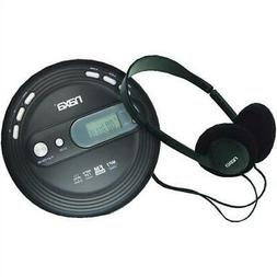 Naxa NPC330 Slim Personal Mp3-cd Player With Fm Radio