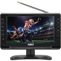 "Naxa Electronics NAXA NT-90 9"" Portable TV & Digital Multime"