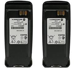Motorola Original OEM PMNN4077C High Capacity 2200 mAh 2 Pac