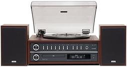 Teac All-In-One 20 Watt Bluetooth Hi-Fi Stereo Turntable CD