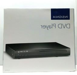 Open-Box Excellent: Insignia- DVD Player - Black