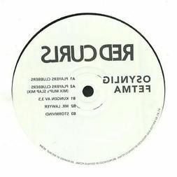 OSYNLIG FETMA - Players Clubbers - Vinyl