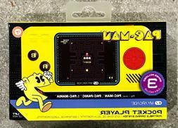 My Arcade Pac Man Pocket Player Portable Gaming System
