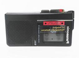 Panasonic Microcassette Recorder/Player