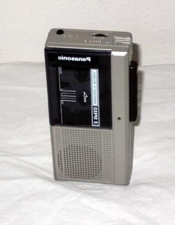 Panasonic RN-108 Micro Cassette Recorder