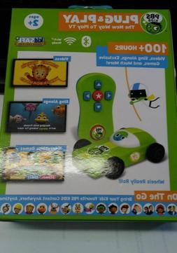 PBS Kids  Plug and Play Streaming Media Player  Green