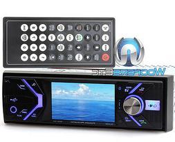 "POWER ACOUSTIK PD-348B  Power Acoustik 3.2"" Single Din Recei"