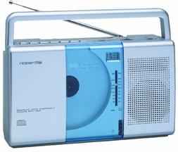 Emerson PD5098 Portable Radio CD Player