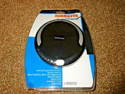 Sylvania Personal Compact CD Player W/ Stereo Earbuds LCD Di