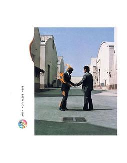 Vinyl Pink Floyd - Wish You Were Here Vinyl-BLACK-One Size