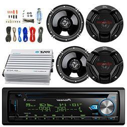 Pioneer DEH-X6900BT Car CD Player Receiver Bluetooth USB AUX