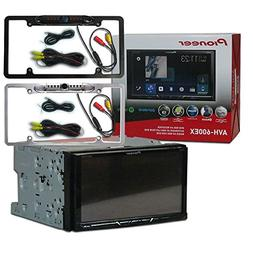 """Pioneer Double DIN 2DIN AVH-600EX 7"""" Touchscreen Car Stereo"""