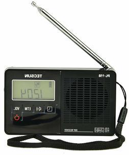 Tecsun PL118 Mini-size Digital PLL Synth