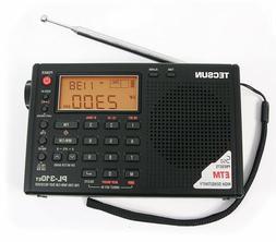 TECSUN PL-310 ETM AM FM Radio LCD Stereo Band Portable DSP R