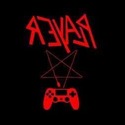 Player T-shirt -All Sizes *High Quality* Slayer Gamer