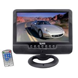 Pyle PLMN9SU 9-Inch Battery Powered TFT/LCD Monitor with MP3