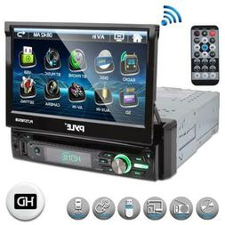 "PYLE PLTS78DUB 7"" TOUCH SCREEN CD/DVD/MP3 Car Player w/USB A"