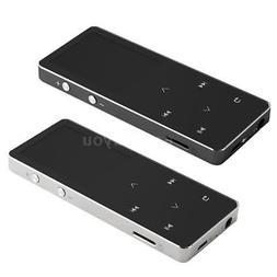Portable 8GB Bluetooth MP3 Player HiFi Metal Music Loseless
