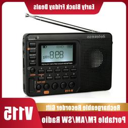 portable air band fm mw sw radio