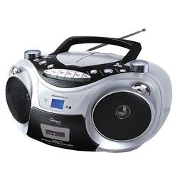 SUPERSONIC*Portable BLUETOOTH AUDIO SYSTEM*with CD Player,RA