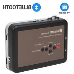 DIGITNOW Cassette Player-Portable Digital Bluetooth Tape Cas