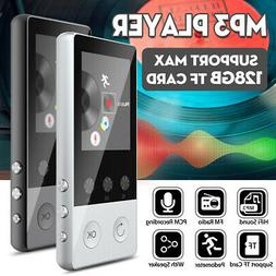 Portable bluetooth MP3 Music Player FM Hi-Fi Lossless Suppor