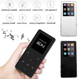 Portable Bluetooth MP3 Music Player with FM Hi-Fi Lossless S