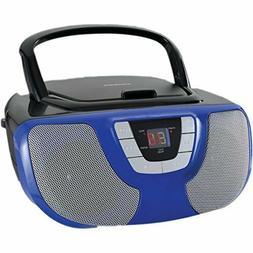 Sylvania Portable CD Player Boom Box with AM/FM Radio
