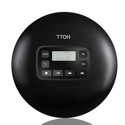 Portable CD Player, HOTT CD611 Personal Compact Disc Player