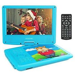 "DBPOWER 9"" Portable DVD Player for Kids, Swivel Screen, 3 Ho"