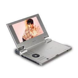 "Toshiba Portable 8"" DVD Player with Travel Bundle - Model SD"