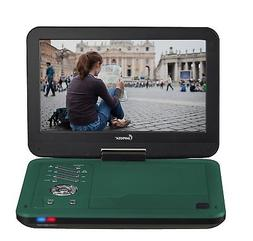 10.1in PORTABLE DVD PLAYER, TEAL