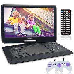 15.6 Inch Portable DVD Player for Car with Games Function fo
