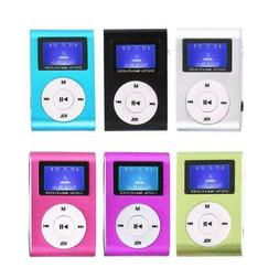 Portable MP3 Music  Player with FM Radio Digital LCD Screen