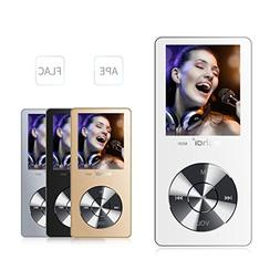 MYMAHDI 8GB Portable MP3 Player, Music Player/ One-key Voice
