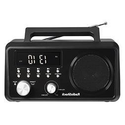 RadioShack Portable Digital Tuning AM/FM/Weather Band Table