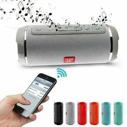 Portable Wireless Bluetooth Speaker Waterproof Super Bass So