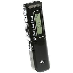 GPX PR047B Digital Voice Recorder