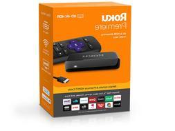 Roku Premiere 3920R 4K Streaming Media Player - Black