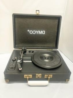 Record Player Vinyl Premium Turntable Stereo Speaker Vinyl-t