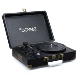 premium turntable vinyl record player stereo speaker