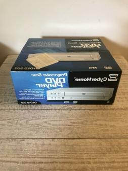 Cyberhome Progressive Scan DVD Player CH-300 Brand New Seale