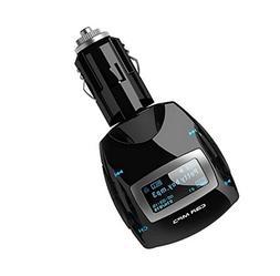 PUPUG Car Kit MP3 Player Wireless FM Transmitter Modulator w