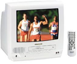Panasonic PV-C1352W 13-Inch TV/VCR Combo , White