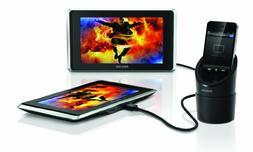 Philips PV7002i/37 TwinPlay 7-Inch Dual Screen In-Car Video