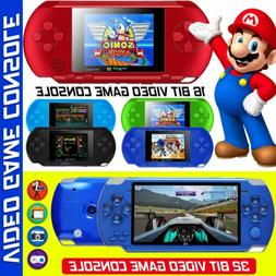 PXP3 PVP Kids Game Console Handheld Retro Game Player Built-