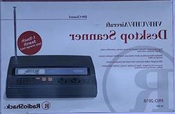 Radio Shack Police Desktop Scanner PRO-2