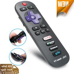 RC280 Remote Control for TCL ROKU Smart TV 40FS3750 32S3850B