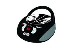 LEXiBOOK RCD108SW Star Wars Radio CD Player